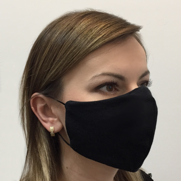 Bawełniana maska ochronna – damska