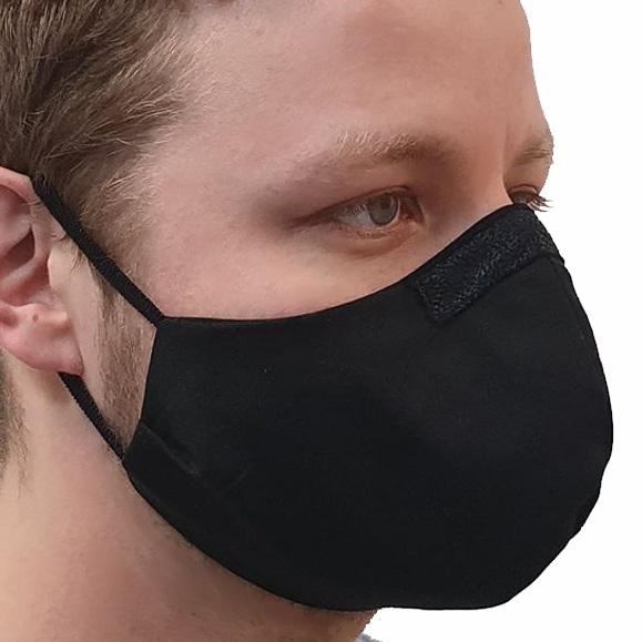 Maska bawełniana na twarz Exclusive – męska