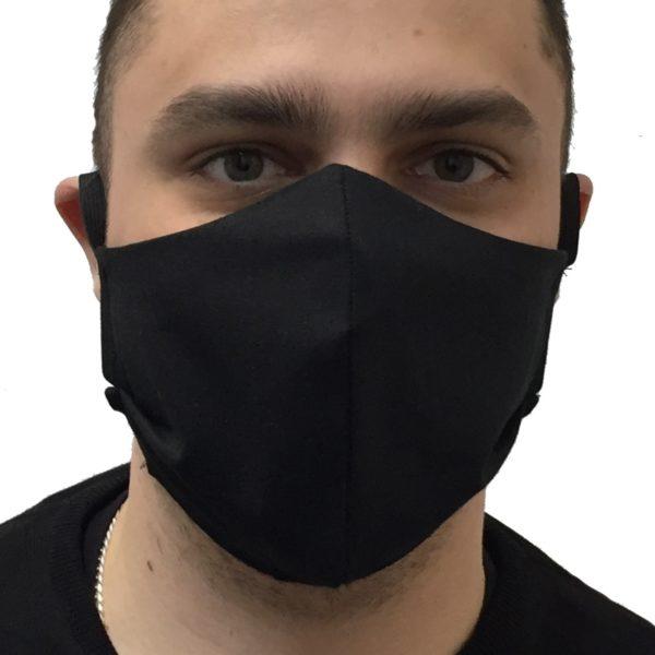 Dwuwarstwowa maska bawełniana